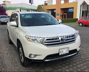 Toyota Highlander Sport Premium usado (2012) color Blanco precio $195,000