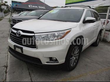 Toyota Highlander Limited usado (2015) color Blanco precio $335,000