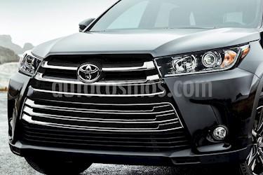 Toyota Highlander XLE nuevo color Blanco precio $681,400