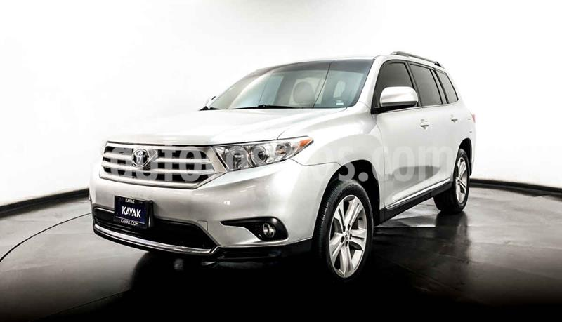 Toyota Highlander Base Premium usado (2013) color Plata precio $254,999