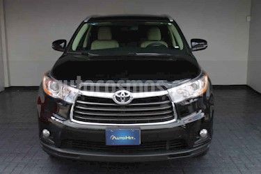 Toyota Highlander Premium usado (2015) color Negro precio $407,000