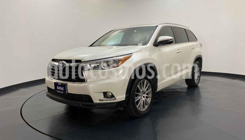 Toyota Highlander Limited usado (2014) color Blanco precio $367,999