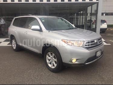 Toyota Highlander Base Premium usado (2012) color Plata precio $199,000