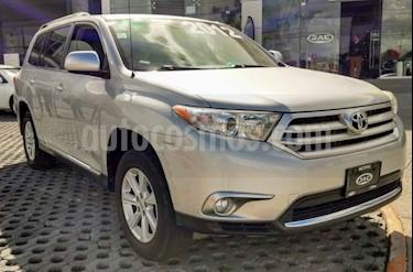 Toyota Highlander Base Premium usado (2012) color Plata precio $170,000