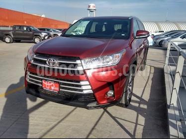 Toyota Highlander XLE usado (2018) color Marron precio $539,000