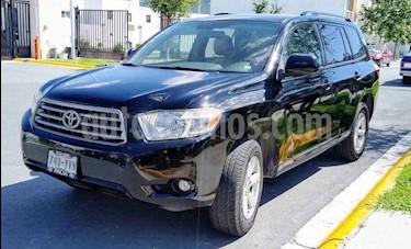 Toyota Highlander Base Premium usado (2009) color Negro precio $149,900