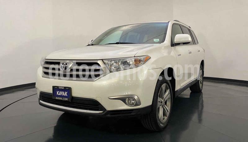 Toyota Highlander Limited usado (2011) color Blanco precio $237,999