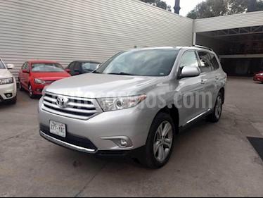 Foto venta Auto usado Toyota Highlander Premium (2012) color Plata precio $229,000