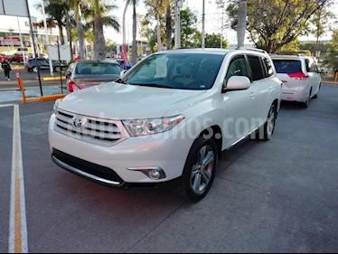 Foto venta Auto Seminuevo Toyota Highlander Premium (2011) color Blanco precio $239,000