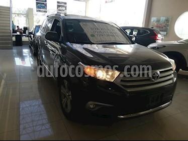 Foto venta Auto usado Toyota Highlander Premium (2013) color Gris precio $253,000