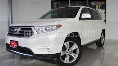 Foto venta Auto usado Toyota Highlander Sport Premium (2012) color Blanco precio $230,000