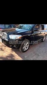 Toyota Highlander Sport Premium usado (2009) color Negro precio $199,000