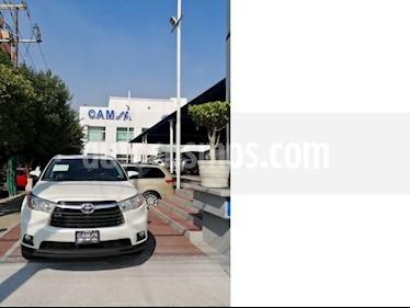 Foto venta Auto Seminuevo Toyota Highlander XLE (2014) color Blanco precio $359,900