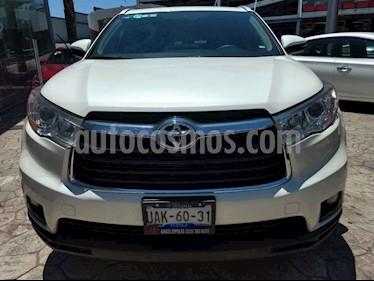 Foto venta Auto usado Toyota Highlander XLE (2016) color Blanco precio $440,000