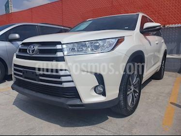 Foto Toyota Highlander XLE usado (2018) color Blanco precio $530,000