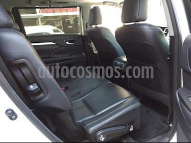 Foto venta Auto Seminuevo Toyota Highlander XLE (2017) color Blanco precio $570,000