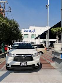 Foto venta Auto Seminuevo Toyota Highlander XLE (2014) color Blanco precio $344,900
