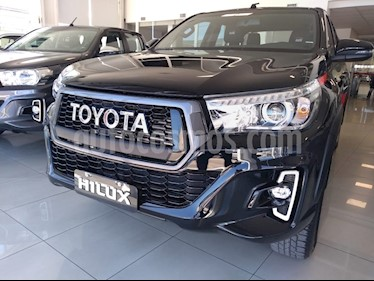 Foto venta Auto nuevo Toyota Hilux GR Sport 4x4 2.8 TDi color Negro precio $2.078.200