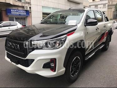 Foto venta Auto usado Toyota Hilux GR Sport 4x4 2.8 TDi (2018) color Blanco Perla precio $2.179.000