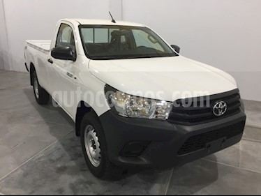 Foto venta Auto usado Toyota Hilux - (2018) color Blanco precio $1.050.000