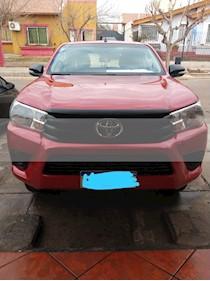 Toyota Hilux 2.4 4x2 DX TDi DC usado (2016) color Rojo precio $780.000