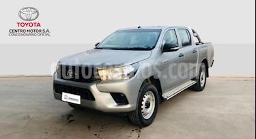 Foto venta Auto usado Toyota Hilux 2.4 4x2 DX TDi DC (2016) color Gris Claro precio $970.000