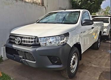 Foto venta Auto usado Toyota Hilux 2.4 4x2 DX TDi SC (2019) color Blanco precio $900.000