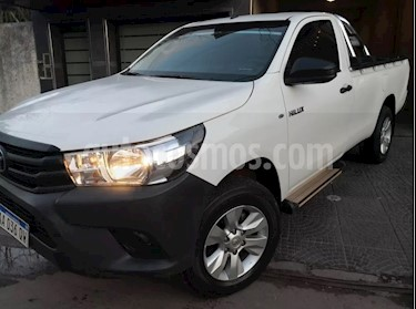Foto venta Auto usado Toyota Hilux 2.4 4x2 DX TDi SC (2016) color Blanco precio $770.000