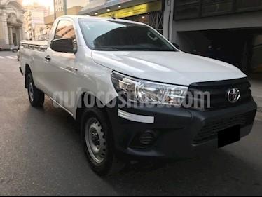 Foto venta Auto usado Toyota Hilux 2.4 4x2 DX TDi SC (2016) color Blanco precio $910.000