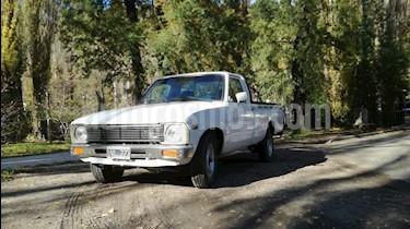 Toyota Hilux 2.4 4x2 SC usado (1981) color Blanco precio $250.000