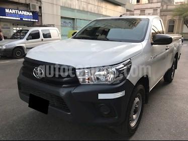 Foto venta Auto usado Toyota Hilux 2.4 4x2 SC (2016) color Blanco precio $920.000