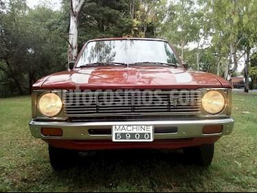 Foto venta Auto usado Toyota Hilux 2.4 4x2 SC (1981) color Rojo