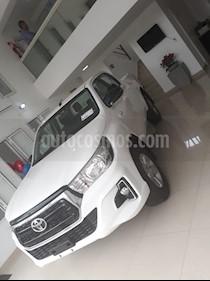 Foto venta Auto usado Toyota Hilux 2.4 4x2 SR TDi DC (2019) color Blanco precio $1.200.000