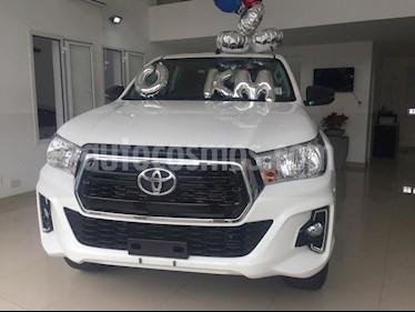 Foto venta Auto usado Toyota Hilux 2.4 4x2 SR TDi DC (2019) color Blanco precio $1.150.000