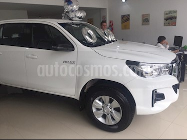 Foto venta Auto usado Toyota Hilux 2.4 4x2 SR TDi DC (2019) color Blanco precio $1.280.000