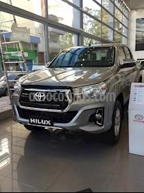 Foto venta Auto usado Toyota Hilux 2.4 4x2 SR TDi DC (2019) color Plata Metalico precio $1.140.000