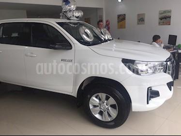 Foto venta Auto usado Toyota Hilux 2.4 4x2 SR TDi DC (2019) color Blanco precio $1.180.000