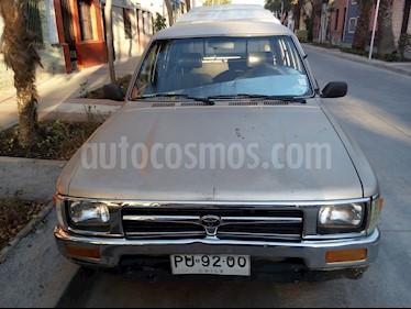 Foto venta Auto Usado Toyota Hilux 2.4 4x2 SR  (1997) color Bronce precio $2.350.000