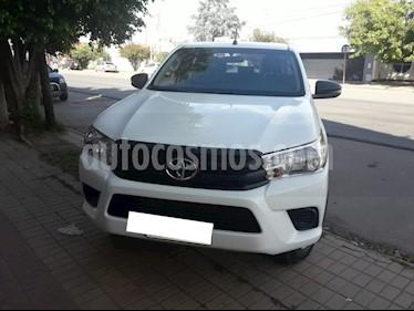 Foto venta Auto usado Toyota Hilux 2.4 4x2 TDi DC (2018) color Blanco precio $980.000