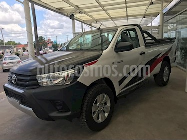 Foto venta Auto usado Toyota Hilux 2.4 4x2 TDi DC (2019) color Blanco precio $1.041.600