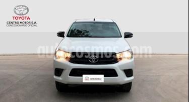 Foto venta Auto usado Toyota Hilux 2.4 4x2 TDi DC (2018) color Blanco precio $990.000