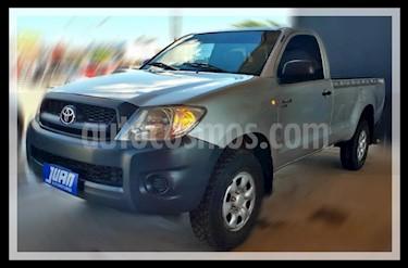 Foto venta Auto usado Toyota Hilux 2.4 4x2 TDi DC (2011) color Gris Claro precio $475.000