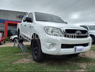 Foto venta Auto Usado Toyota Hilux 2.4 4x2 TDi DC (2011) color Blanco precio $455.000