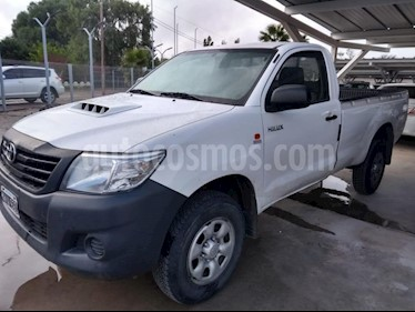 Foto venta Auto usado Toyota Hilux 2.4 4x2 TDi DC (2013) color Blanco precio $560.000