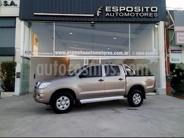 Foto venta Auto Usado Toyota Hilux 2.4 4x2 TDi DC (2009) color Beige precio $435.000