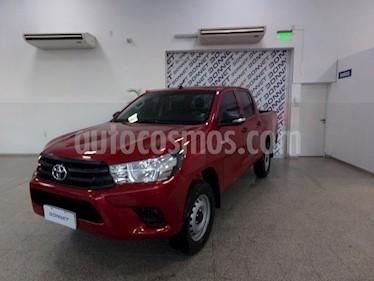 Foto venta Auto usado Toyota Hilux 2.4 4x4 DC (2017) color Rojo precio $780.000