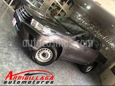 Foto venta Auto usado Toyota Hilux 2.4 4x4 DX TDi DC (2019) color Gris Oscuro precio $1.267.000
