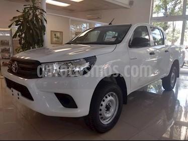 Foto venta Auto usado Toyota Hilux 2.4 4x4 DX TDi DC (2019) color Blanco precio $1.200.000