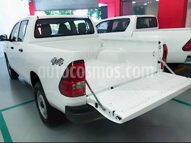 Foto venta Auto usado Toyota Hilux 2.4 4x4 DX TDi DC (2019) color Blanco precio $1.179.998