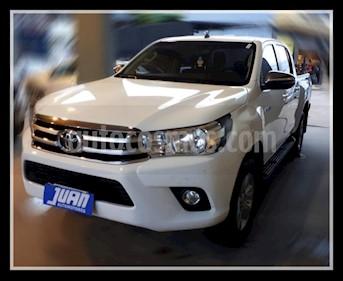 Foto venta Auto usado Toyota Hilux 2.4 4x4 DX TDi SC (2018) color Blanco precio $1.200.000